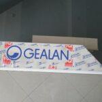 Potprozorski profili za GEALAN prozore